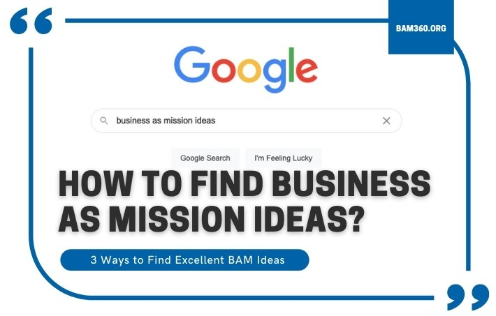 business as mission ideas